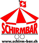 Schirm-Bar